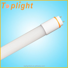 2015 18w PC beam angel 270 1800lm Instant 100% light with two-year warranty CE t8 led japanese red tube