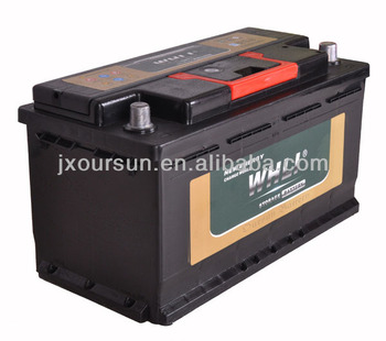 high cost performance auto battery 55b24 45ah 12v whli for. Black Bedroom Furniture Sets. Home Design Ideas