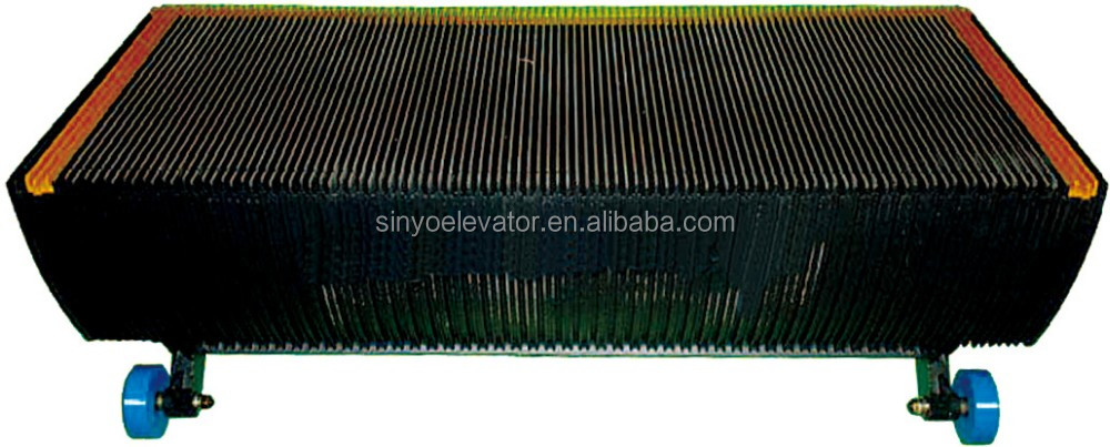 Aluminum Step for Mitsubishi Escalator J619101A000G03