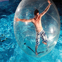 Summer pool human sized hamster ball water walking ball water ball