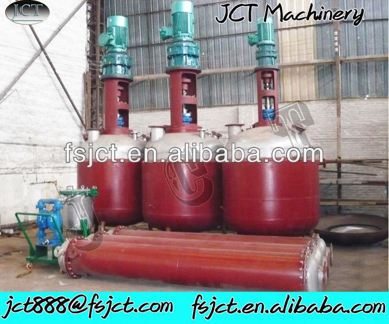 JCT machine for film faced plywood wbp glue