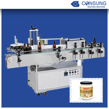 Roll labels adhesive sticker labeling machine