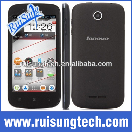 Lenovo A760 4.5 Inch IPS 854x480 Screen Qualcomm Quad Core Mobile Phone 1GB RAM 4GB ROM Multi Language