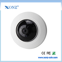 XONZ 360 Degree panoramic ip view fisheye lens 5MP high quality vandal proof camera