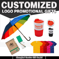Customized Logo Bulk Promotional Gift Items From China