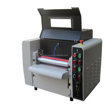 HY paper spot uv coating machine with uv varnish LM-A