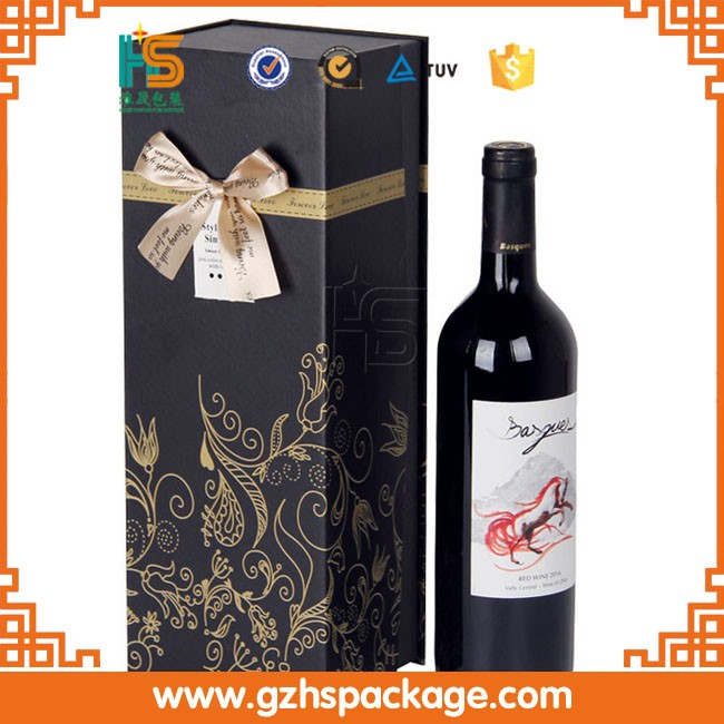 Wholesale Customized High Quality gift boxes for wine glasses With Full Color For Packaing