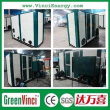 Bioamss fired hot air furnace, hot blast stove price replace coal and wood