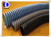 PVC flexible drainage pipe