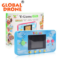 GLOBAL DRONE Intelligent Toys Game Machine toys 106 in 1 kids toy multifunctional console game