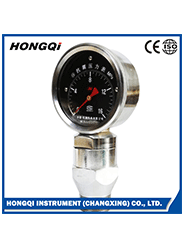 Cheap shake proof bourdon tube pressure gauge for wholesale