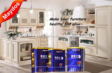 Polyester body filler furniture Liquid glass wood waterproofing paint finish