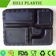 Wholesale Black storage Container To Keep hot Food 1000ml