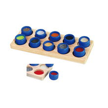 Popular autism sensory educational toys and games kids educational wood toy for kindergarten