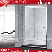 Shower Cubicle Sliding Mobile Sex Shower Room Glass Shower Doors 1200*2000mm