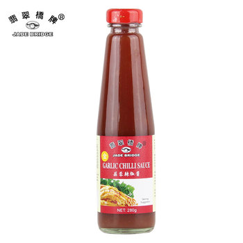 280g Chinese Best Quality Garlic Chili Sauce