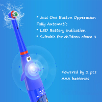 Factory price cheap children electric toothbrushes for junior