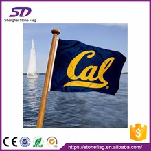 Cheap Mini Customized Boat Flag With Pole