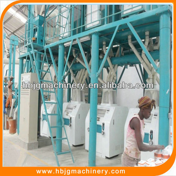 100-300t/d Flour Milling Machine,Grain Grinder Mill