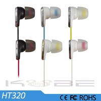 Consumer Electronics Of Cool Metal Earphone