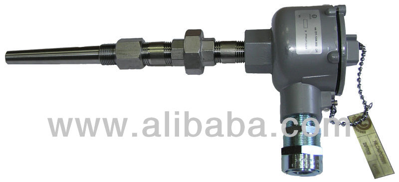 Series TWT- Temperature sensors with screwed bar stock thermowell for process technology