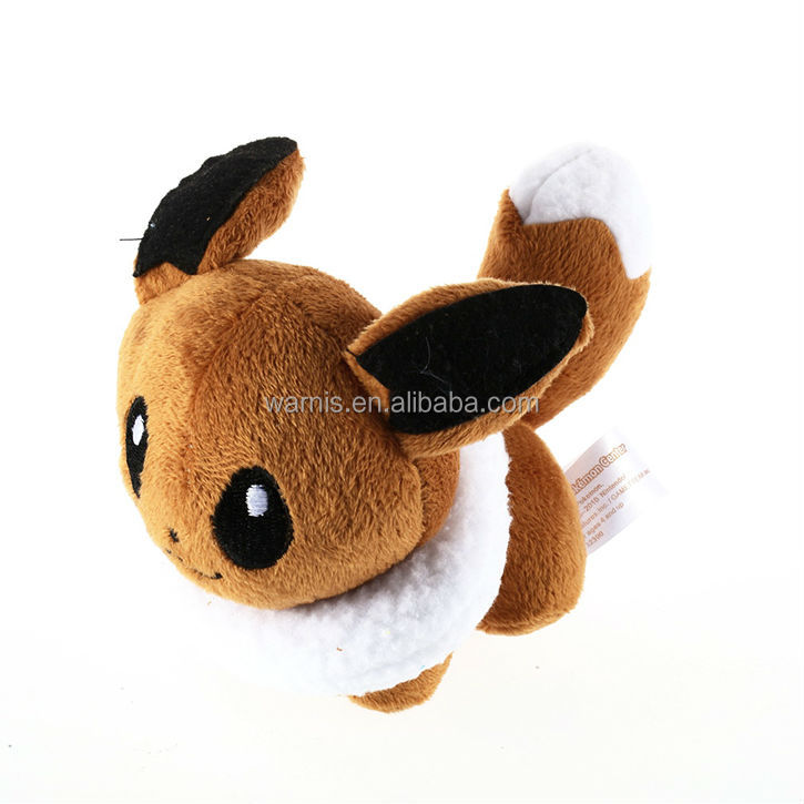 wns-z0046 Soft Stuffed Animal Wool Pokemon 5.5 Plush Doll Pet Toy Collection