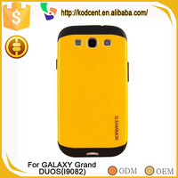 High quality minion cell phone case for samsung mobile phone