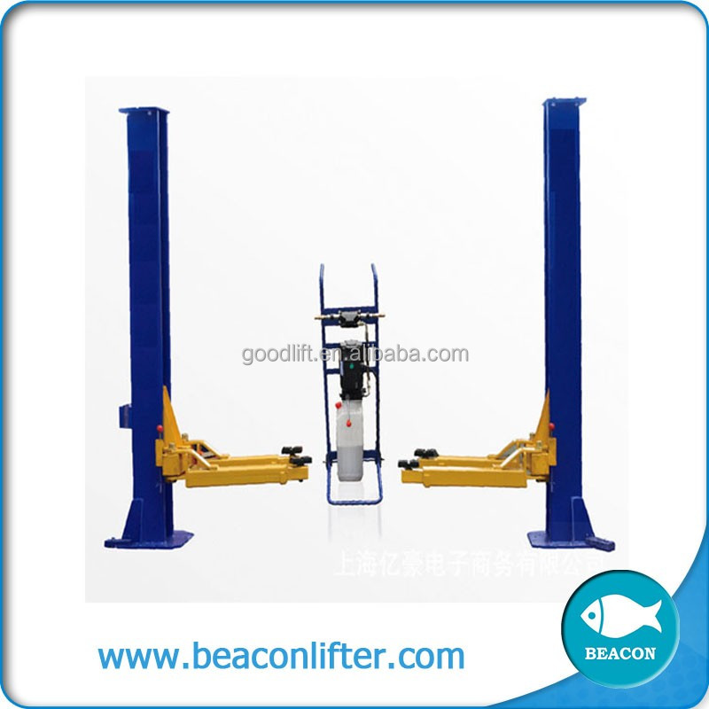 best price 2 post car lift outdoor