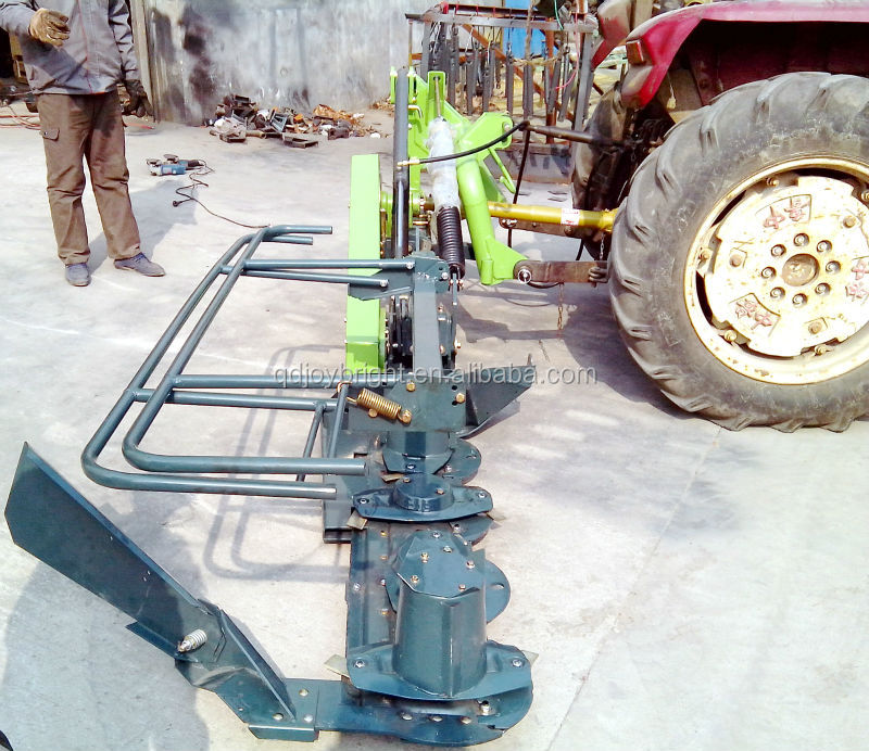 drum disc mower for tractor