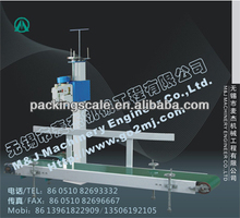 Bag stitching conveyor