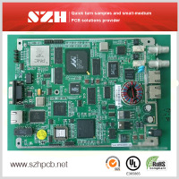 China manufatuer Universal Printed Circuit Board &Printed Circuit Board Assembly with Electronic Components