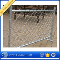 factory direct sale wholesale chain link fence panels