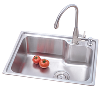Cheapest price undermount used kitchen sinks stainless steel prices