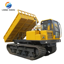 Cheap And Fine New Dumper Truck Price/mini Diesel Track Dumper