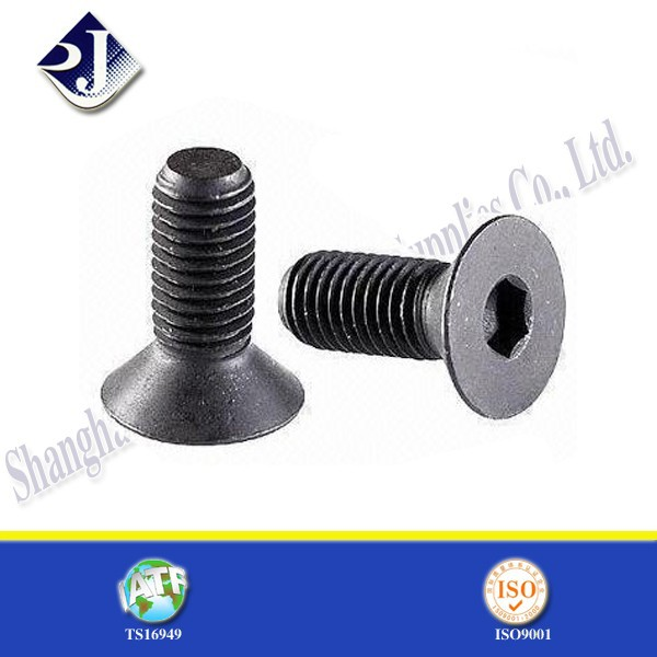 Hot sale quick delivery countersunk allen screw nut
