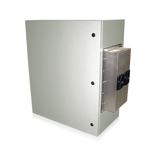 "Protector Series - 1G3630 Prepackaged Wall-mount Air Conditioned Enclosure - 36"" x 30"""