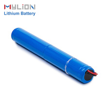 High quality rechargeable 3.7V 4400mah 18650 li-ion battery with PCB