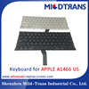 Wholesale laptop replacing Keyboard for APPLE A1466 US layout