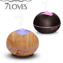 Best gift product for friends wooden aromatherapy machine