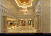 3D Decorating Rendering For Home Palace With European Furniture