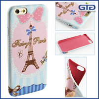 [GGIT] Mobile Phone Case for iPhone 6 PU Material With Printing Patterns