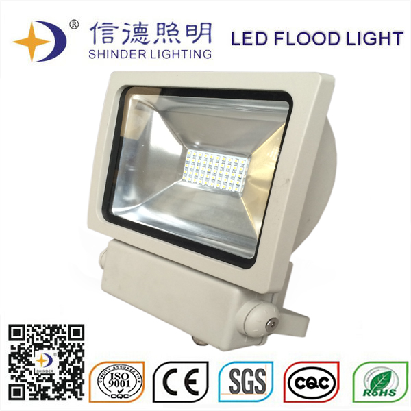 IP65 50w solar powered LED flood lights for out door use