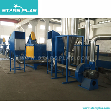 MPE series PP PE Plastic Film cleaning washing recycling line