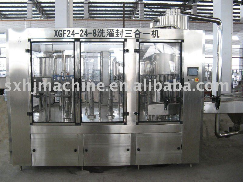 Full Automatic Bottled Water Equipment For Sales