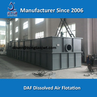 DAF Dissolved Air Flotation Machine for Industrial Waste Water Treatment