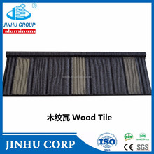 JINHU colorful stone coated metal roofing sheets