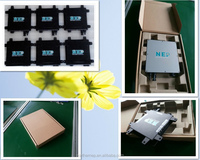 Using higher powered modules in a 208/240V system home rooftop panel system
