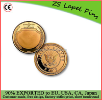 Custom top quality novelty gift In Appreciation Challenge Coin - MerlinGold