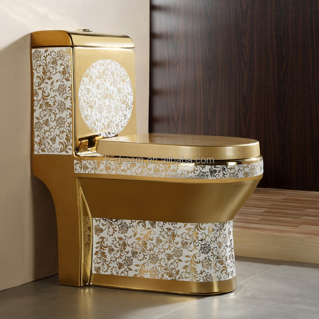 High Quality European Water Closets One piece toilets KD-03GP