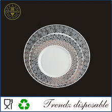 Four Size of Dessert Plate High Quality Decorative Plate